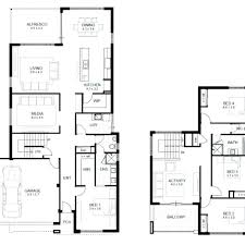 floor plans of a house four bedroom floor plans 4 bedroom house plans 2 storey lovely four