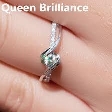 3mm diamond aliexpress buy brilliance 3mm engagement wedding test