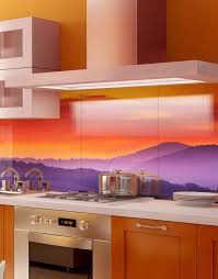 kitchen backsplash inspiring kitchen image printed backsplash