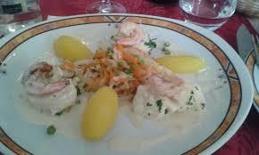 la cuisine nantes poisson au menu picture of le coq en pate nantes tripadvisor
