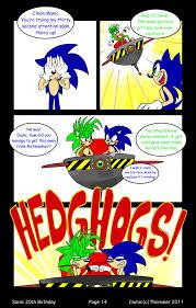20th Birthday Meme - sonic s 20th birthday page 14 by sonicff on deviantart