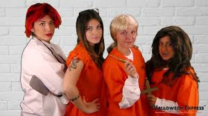 how to create an orange is the new black costume look