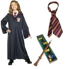 wizard costume wand amazon com harry potter u0027s hermione child costume with gryffindor