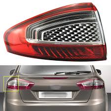 2011 ford fusion tail light 1pcs left side outer rear tail light l bs71 13405 ac for ford