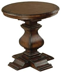 round pedestal accent table awesome round pedestal end table authorstrack regarding designs 16