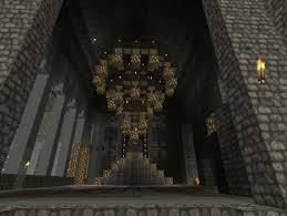 Glowstone Chandelier How To Make A Large Chandelier In Minecraft Chandelier Designs
