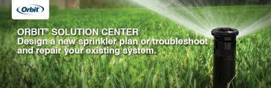 home depot hours black friday monrovia ca plan your sprinkler system with the orbit sprinkler system