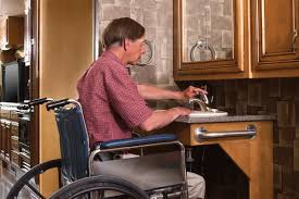 Handicap Accessible Kitchen Cabinets by Wheelchair Accessible Motorhomes And Rv U0027s Blvd Com