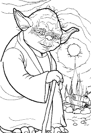 starwars coloring pages coloringpages1001 com
