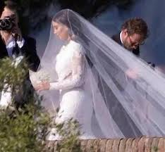 wedding dress kanye in givenchy wedding dress for marriage with