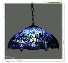 Stained Glass Light Fixtures Dining Room Stained Glass Lighting Fixtures Discount Style Dragonfly Stained