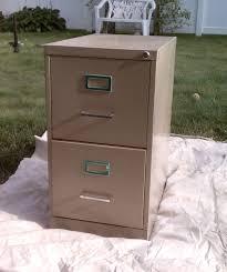 Vintage Metal File Cabinet Enchanting Metal Filing Cabinet Vintage Metal File Cabinet