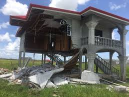 homeowner seeks justice after new house begins to crumble