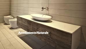 mobile bagno grezzo mobili da bagno in legno grezzo massiccio rustico etnico moderno