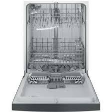 General Electric Dishwasher Ge Dishwashers Appliances The Home Depot