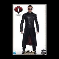 Cobra Commander Halloween Costume Replicas Cobra Commander Leather Trench Coat Xl