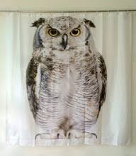 Owl Fabric Shower Curtain Compare Prices On Owl Shower Curtain Online Shopping Buy Low