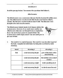 common core worksheets revising u0026 editing grade 4 by testmate tpt
