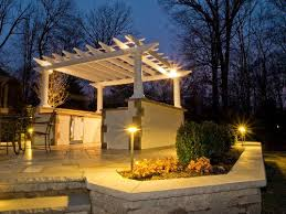 Outdoor Backyard Lighting Outdoor Landscape Lighting Bergen County Nj