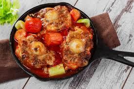 cuisiner la queue de boeuf recette queue de bœuf a la tomate