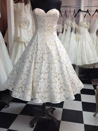 show us your tea length dress u003d weddingbee