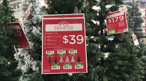 pre lit 6 5 ft christmas trees only 39 00 at walmart the