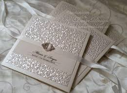 luxury wedding invitations vintage wedding invitations with pearl luxury wedding