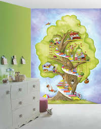 my tree house 6 w by 8 h wall mural ebay my tree house