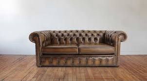 Leather Chesterfield Sofa Designersofas4u 2 5 Seat Brown Leather Chesterfield Sofa