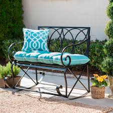 Get Comfortable Creative Of Decorative Outdoor Benches Outdoor Decor Get