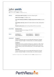 reverse chronological order resume example resume order related post of resume order