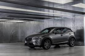 mazda suv range mazda updates cx 3 range for 2017 cars co za
