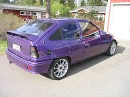 opel purple opel kadett 20 gsi 16v 4781101
