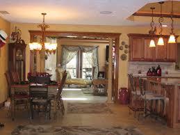 interior best open floor plan kitchen dining living room