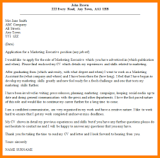 12 cover letter marketing manager report examples