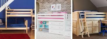 Short Loft Bed Short Bunk Beds For Low Ceilings Latitudebrowser