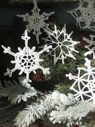 552 best crochet snowflakes images on crochet