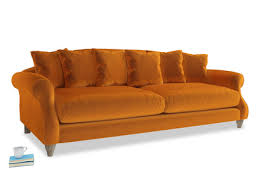 orange sofas the 25 best orange sofa ideas on pinterest design