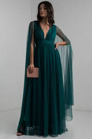 glamorous clothing sleeve plunging neckline backless maxi special occasion