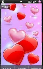 themes java love free nokia 110 112 113 samsung star 2 theme pink hearts app