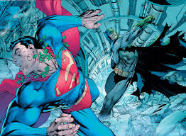 batman superman breathtaking comic book battles dc