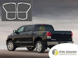 toyota tundra accessories 2010 toyota tundra 2010 2013 chrome light covers trim 2pc