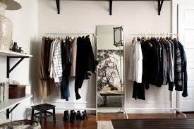 wardrobe organization 20 ideas for organizing your bedroom closet apartment therapy