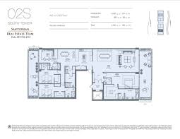 oceana floor plans oceana key biscayne