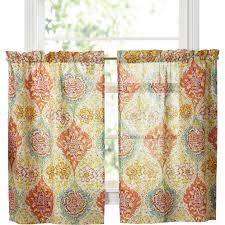 Waverly Valance Lowes Curtain Coral Valance Curtains Beach Valances Waverly Window