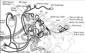 looking for vacuum diagram for a 79 toyota 4x4 20r california the