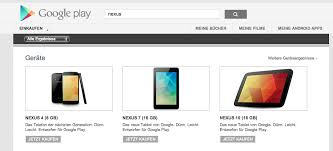 my google play order how to order a nexus 4 from germany when google doesn t sell devices