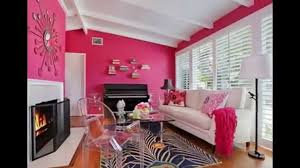 pink interior paint home design