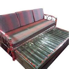 Manufacturers  Suppliers Of Stainless Steel Sofa Bed SS Sofa Bed - Steel sofa designs