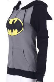 women u0027s fashion scarf neck batman tops hoodies tees sweatshirt
